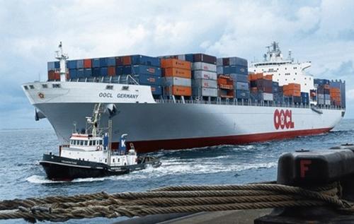 越中促进贸易公司货柜运输业务