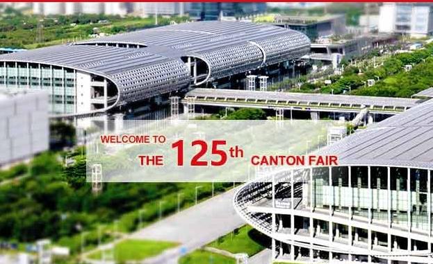 HỘI CHỢ XUẤT NHẬP KHẨU TRUNG QUỐC 2019 - CANTON FAIR 125