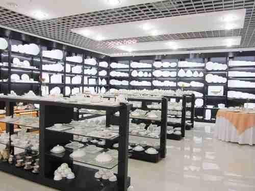 """""""Nam Thiên"""" - chợ cung cấp đồ dùng khách sạn, nhà bếp lớn nhất Quảng Châu (Trung Quốc)"""